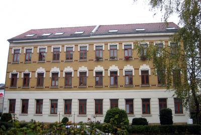 Abbildung: MFH Luckner Straße 4-6, Leipzig