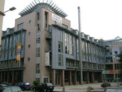 Abbildung: Forum an der Elster, Leipzig