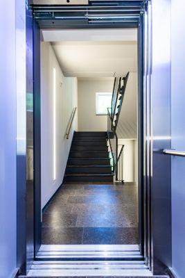 Abbildung: Blau - 3. Etage