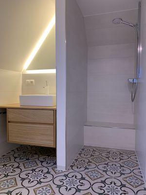 Abbildung: ein kleines Bad mit viel Charme
