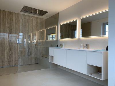 Abbildung: hier wird Duschen zum Erlebnis…